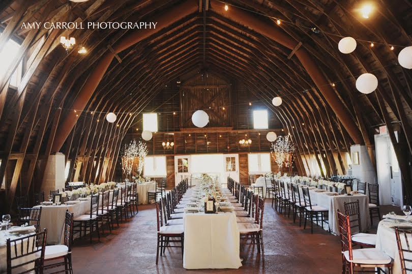 The 10 Michigan Wedding Barns You Have