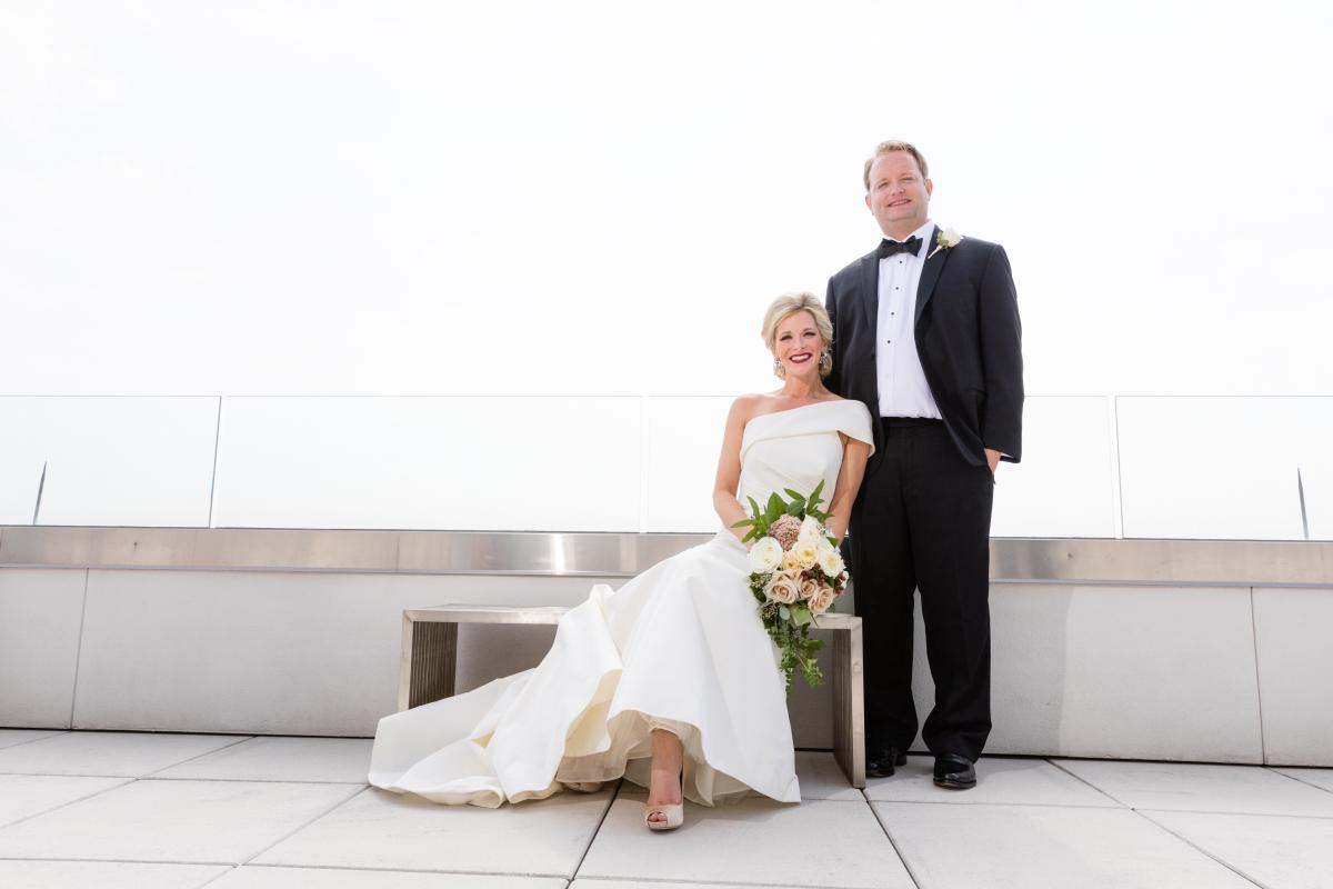 The Wedding Story Of Lindsay And Luke Mitchell