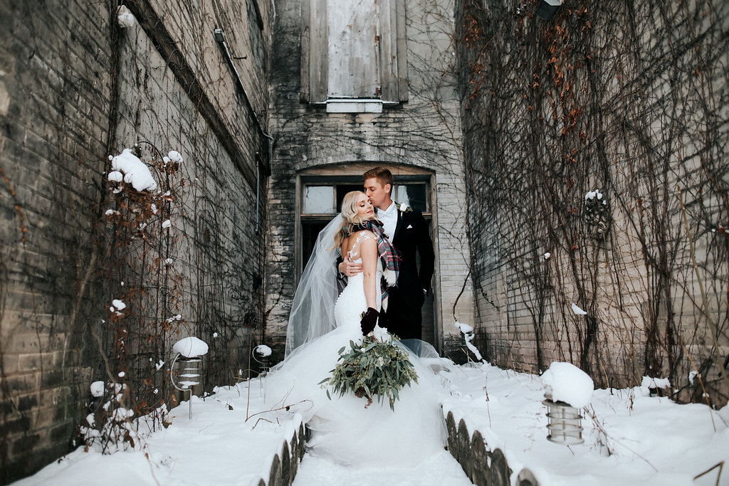 The Wedding Story Of Christina And Paul Anderson Weddingday Magazine