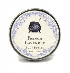 Buy French Lavender Body Butter Now!