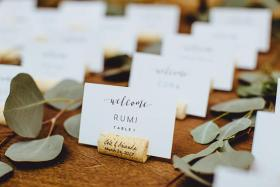 Buy this place card holder now!