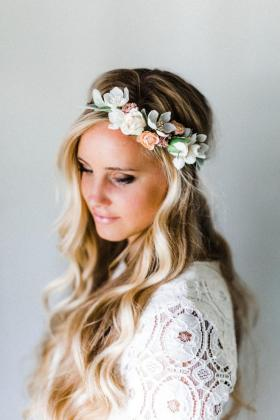 Buy this floral crown now!