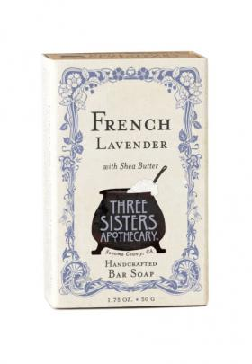 Buy French Lavender Bar Soap Now!