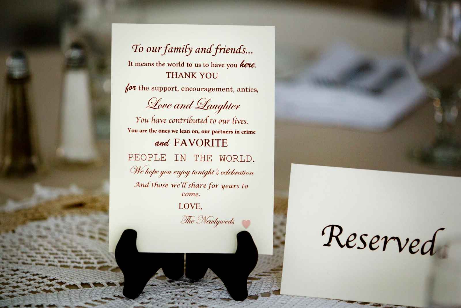 How To Create Your Perfect Guest List Weddingday Magazine