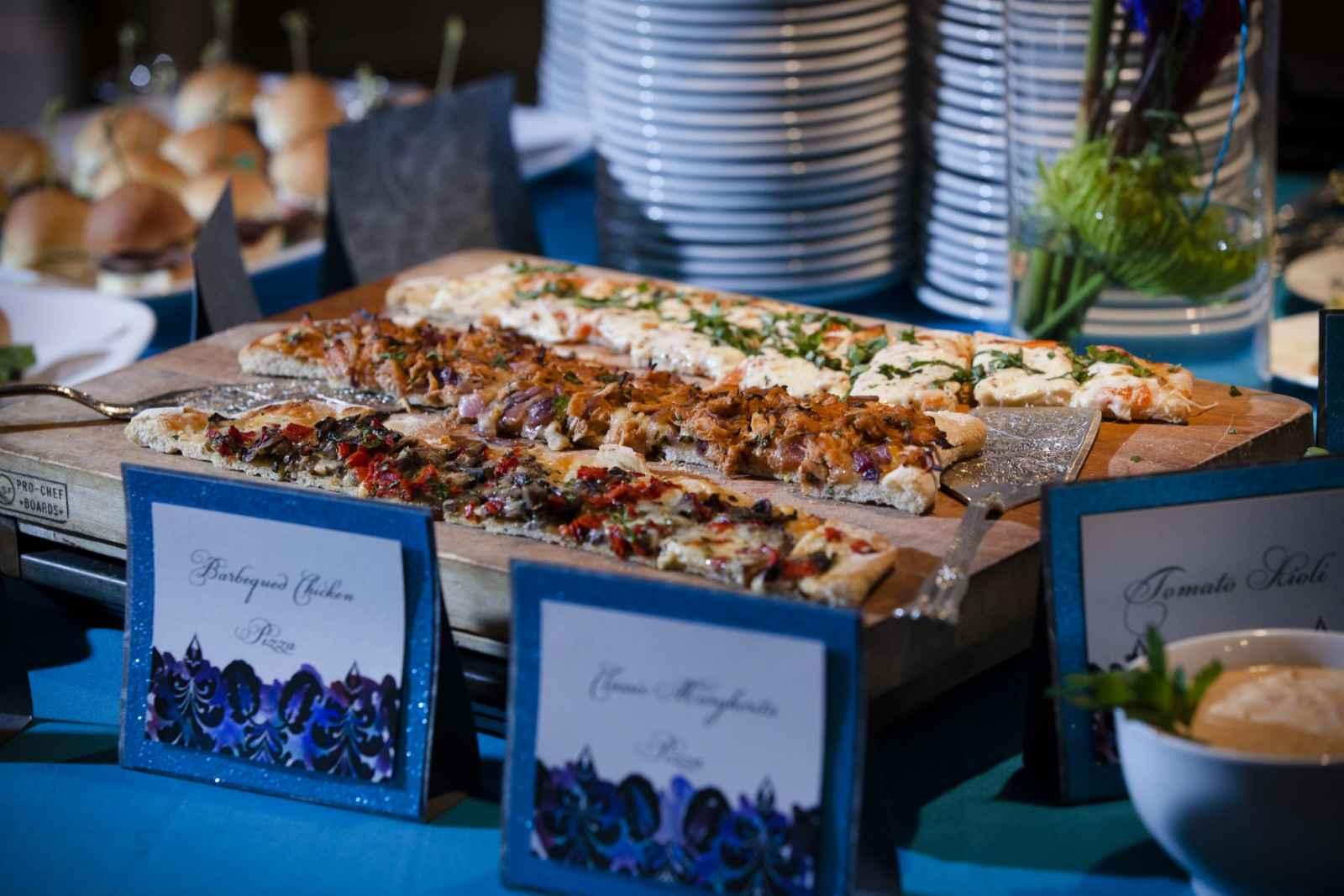 The Hottest Wedding Food Trends Of 2017 Weddingday Magazine List