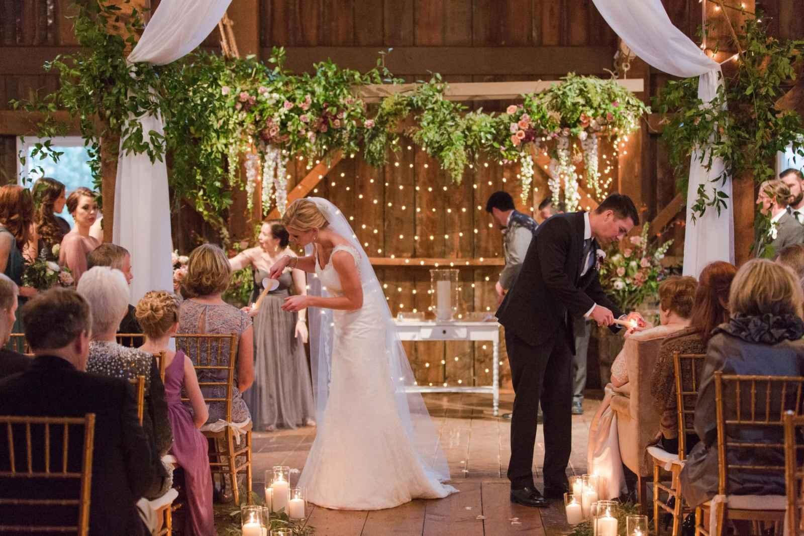 The Wedding Story of Chas and Cari Carter | WeddingDay Magazine