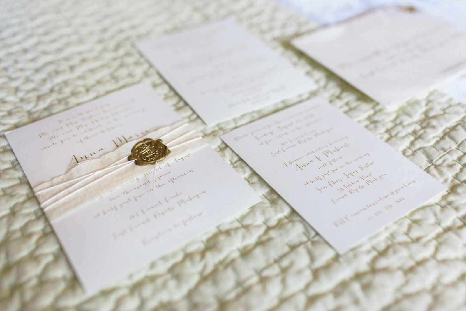 The Wedding Story of Michael and Anna Schreiber | WeddingDay Magazine