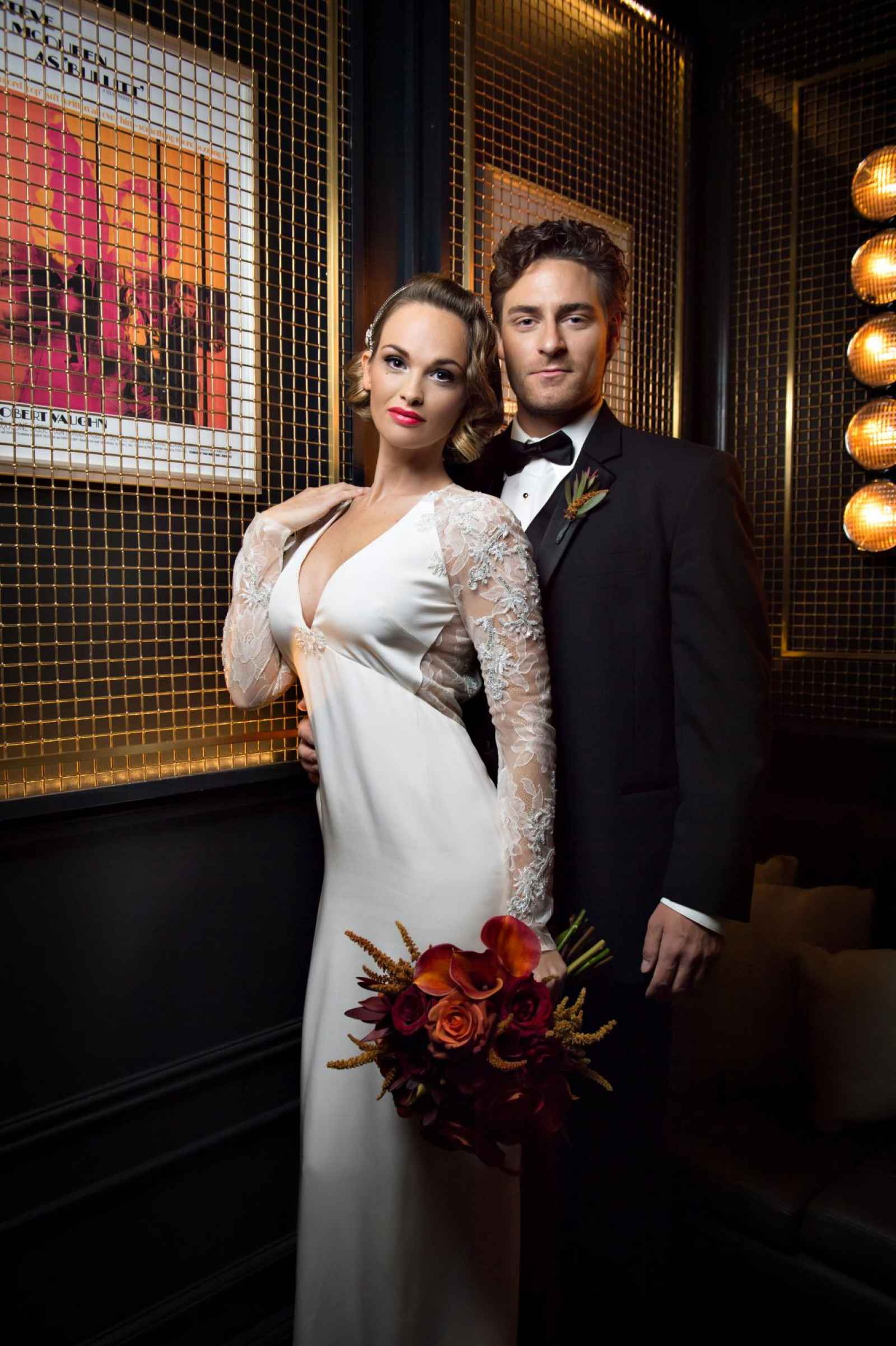 Autumn Inspired A Cover Shoot At Le Meridien Weddingday