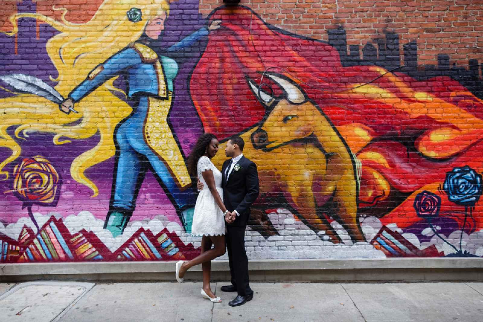 Graffiti wall ann arbor - Love This Style Shoot