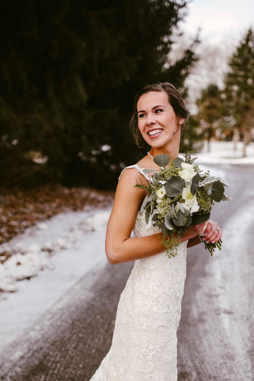 Laura mckenna wedding