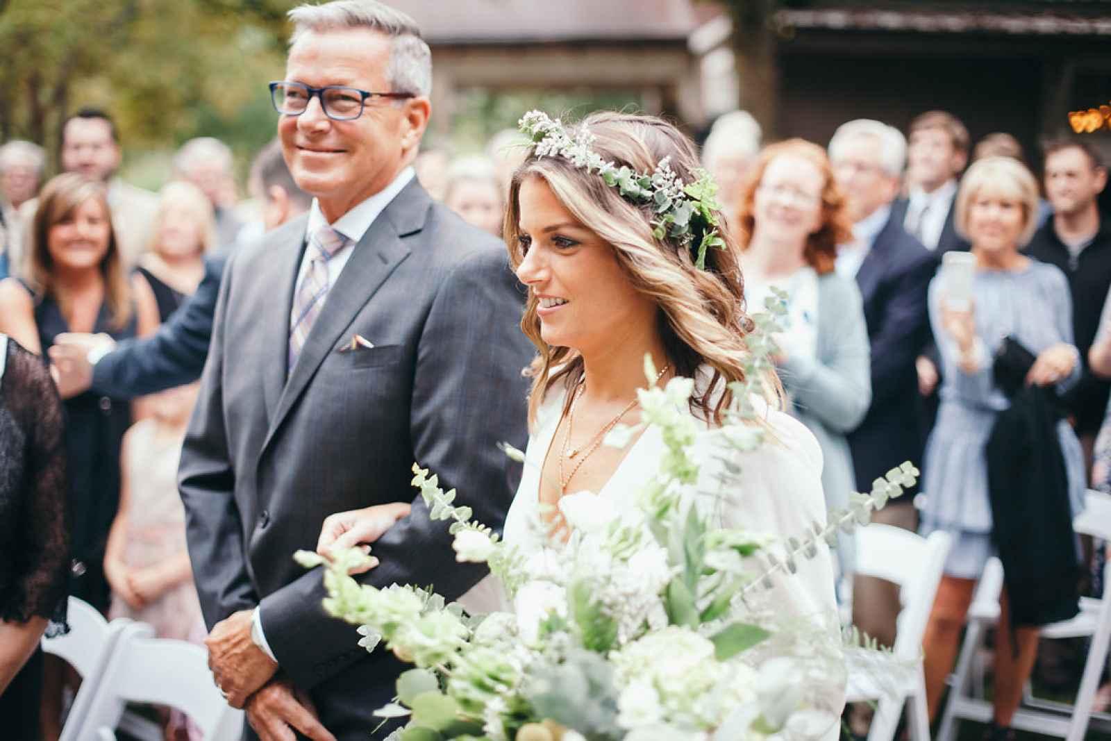 the wedding story of lauren u0026 kevin sanborn weddingday magazine