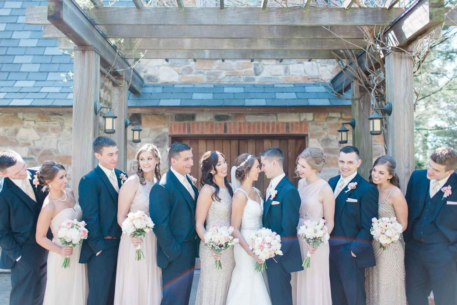 The Wedding Story of Breanne and Micah Wallace | WeddingDay Magazine