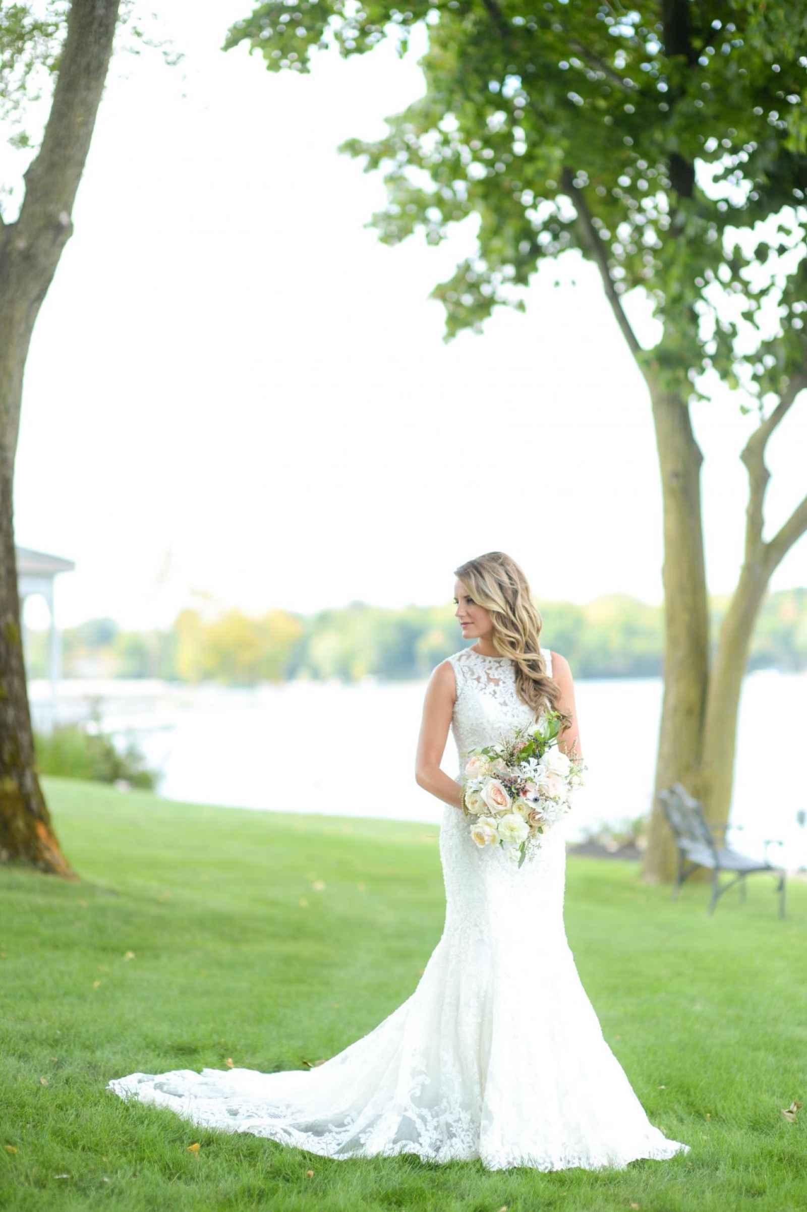 the wedding story of christie and tyler kleinschmidt weddingday