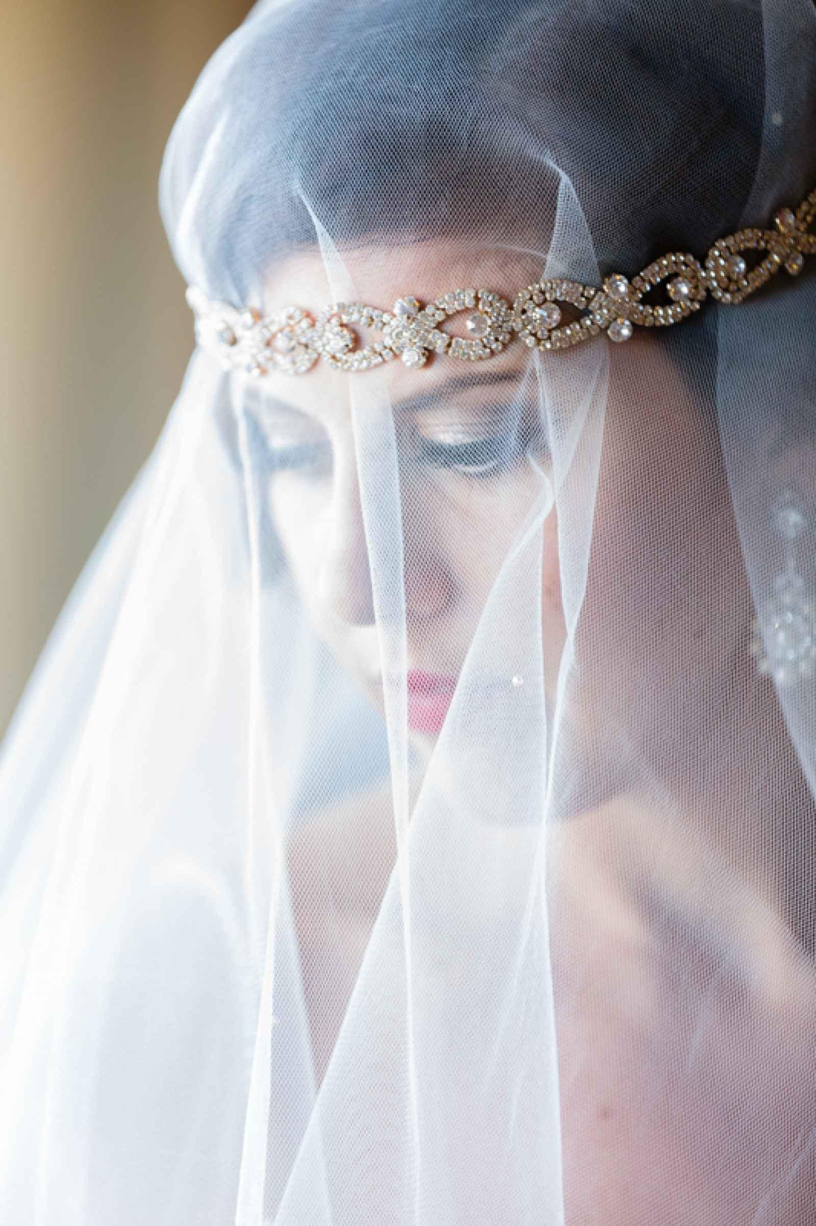 A Glamorous Old Hollywood Style Shoot | WeddingDay Magazine