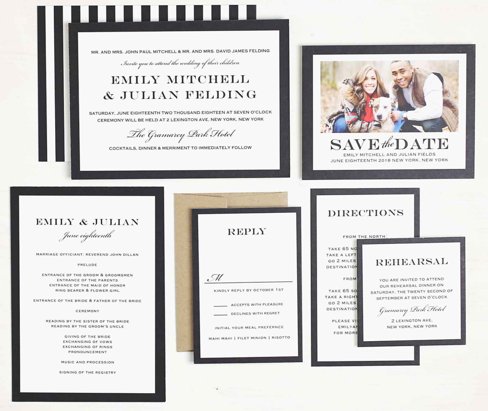 How to Build The Ultimate Wedding Suite in Five Easy Steps ...