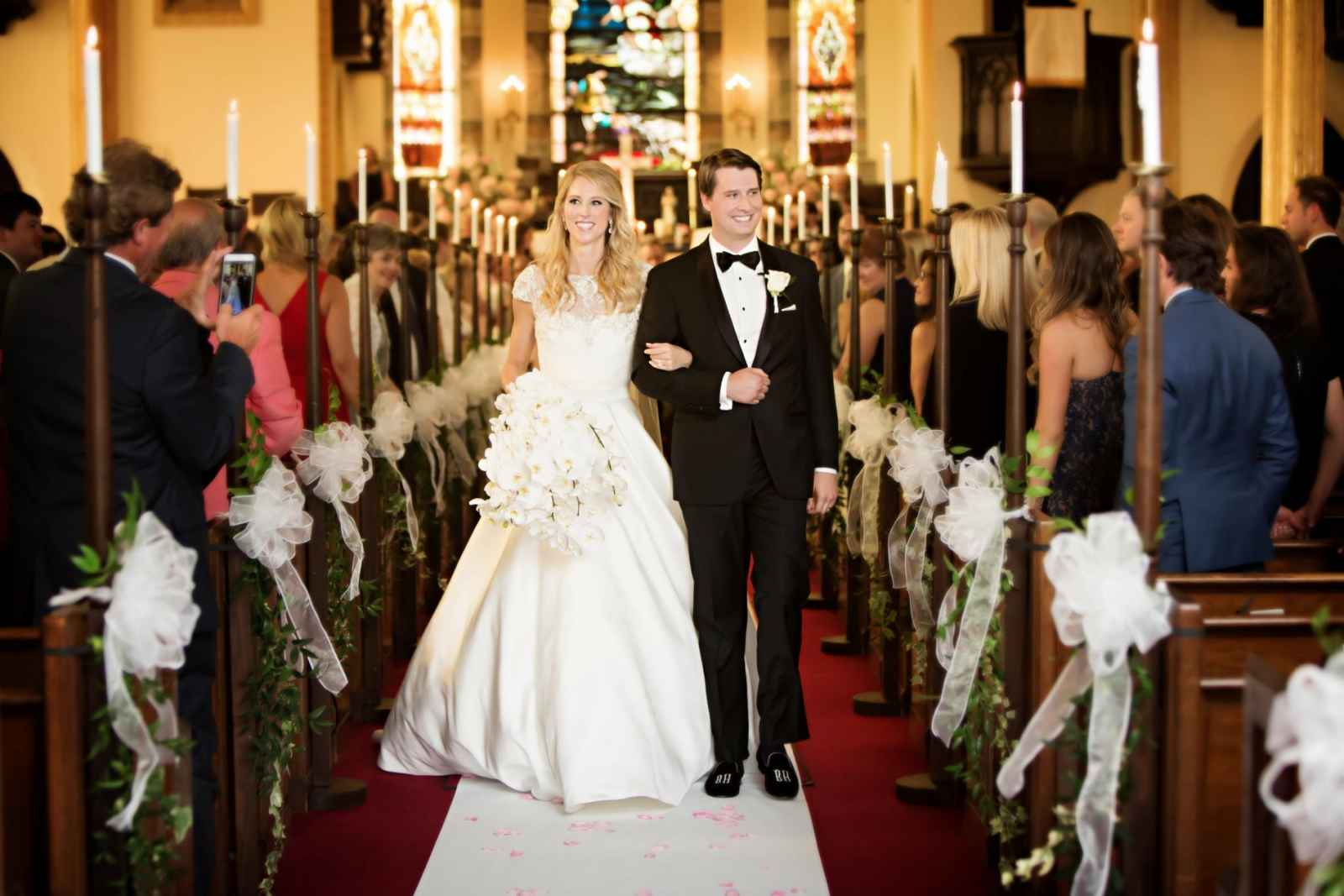 Brian and stephanie wedding