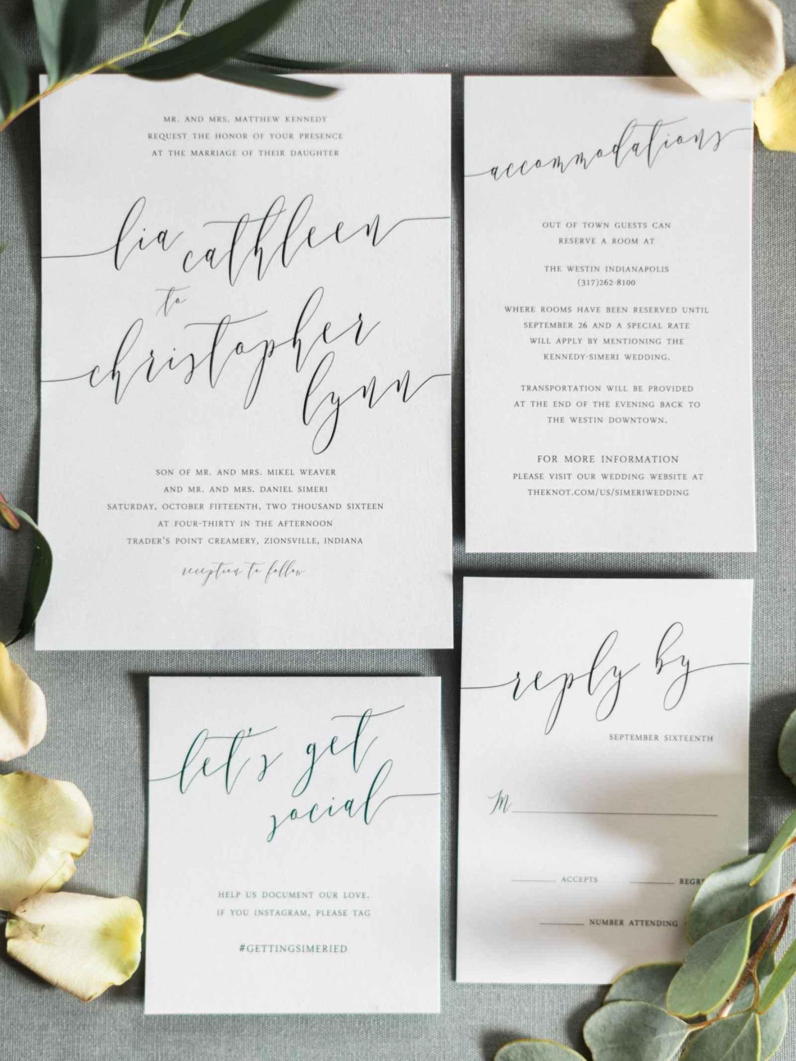 The Wedding Story of Lia and Christopher Simeri | WeddingDay Magazine