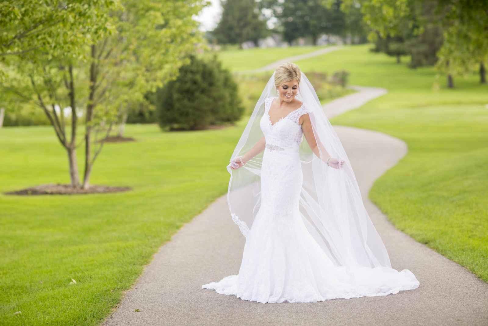 The Wedding Story of Ashley and Marc Veenstra | WeddingDay Magazine