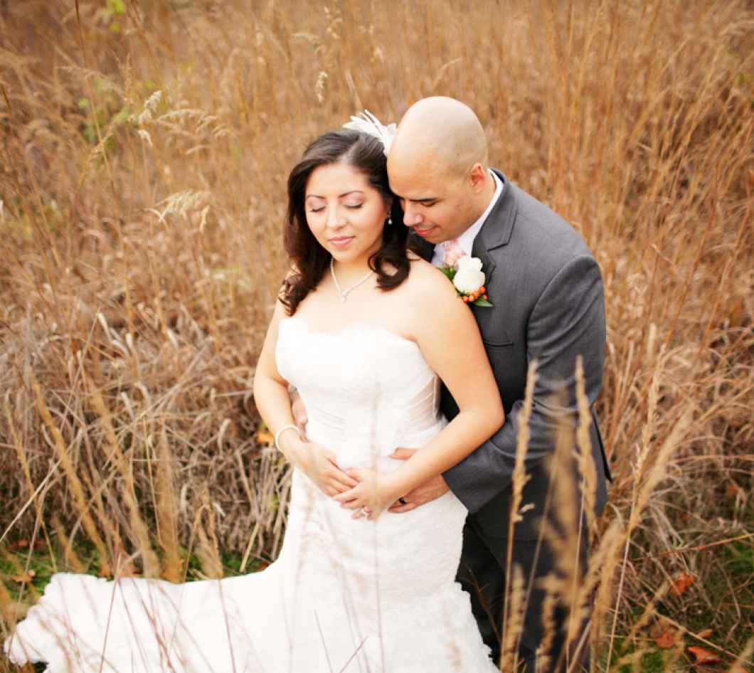 My Wedding In//Bloomington, IN | WeddingDay Magazine