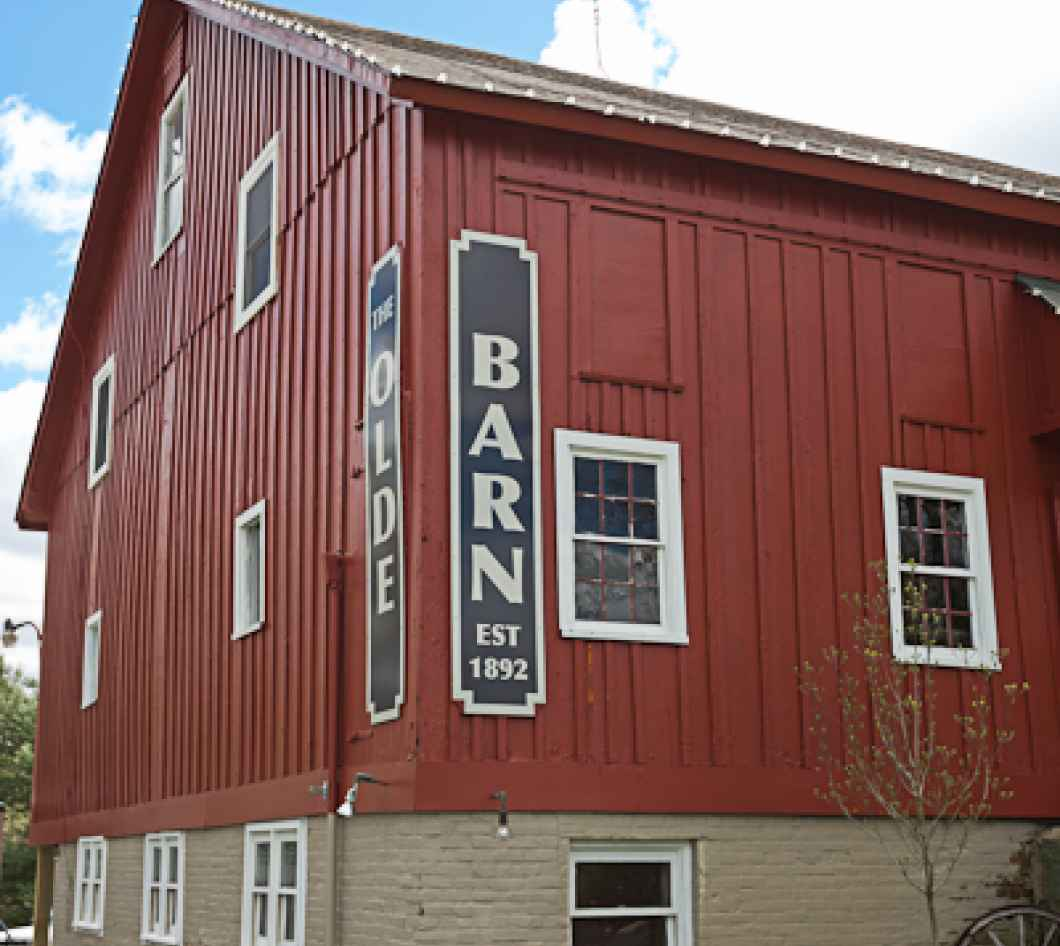 Why Barn Weddings Are Here To Stay