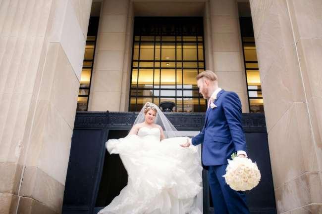 Elegant Weddingday Magazine