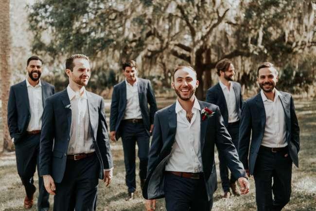 groomsmen weddingday magazine