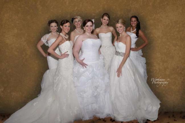 A Whole Bunch of Brides