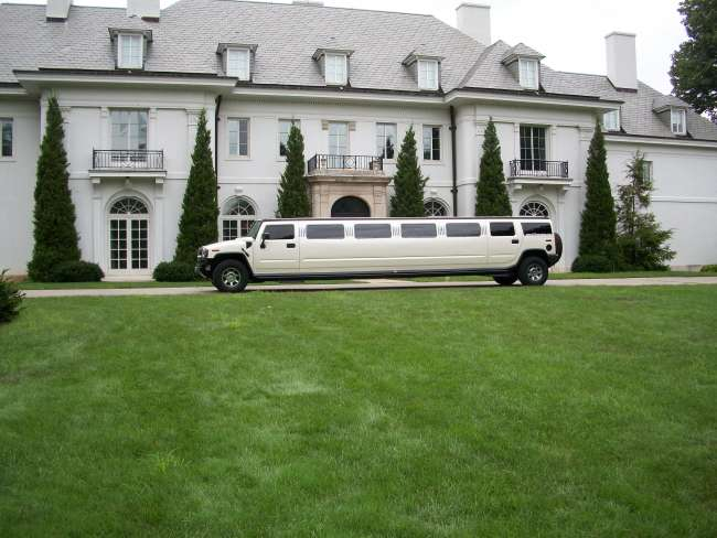Luxury Hummer Limo