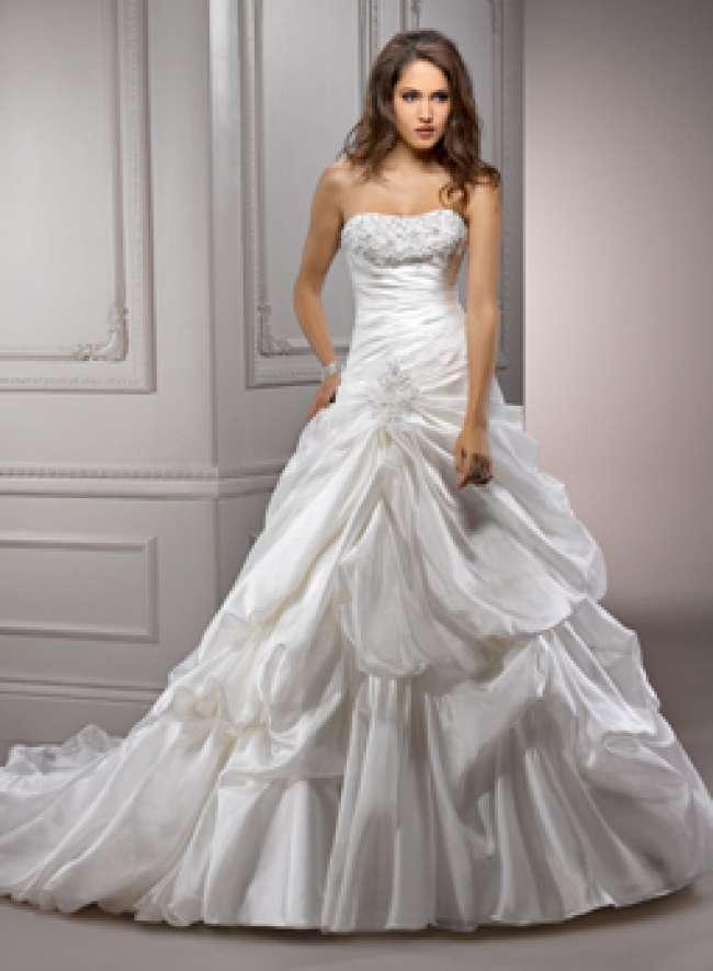 Kitt wedding gown by Maggie Sottero