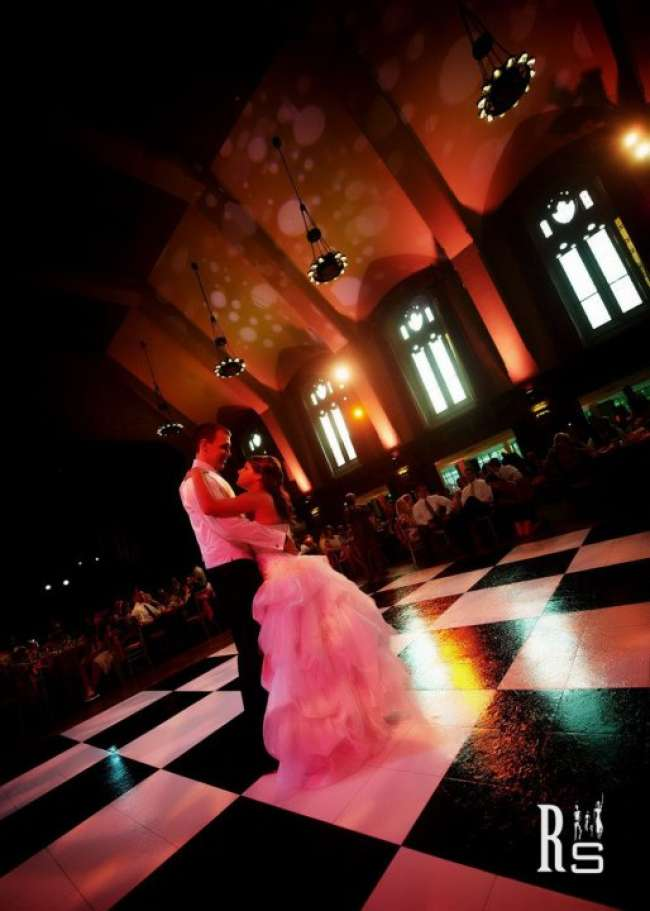First Dance at Indiana Memorial Union