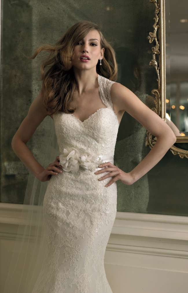 Lace Wtoo Gown
