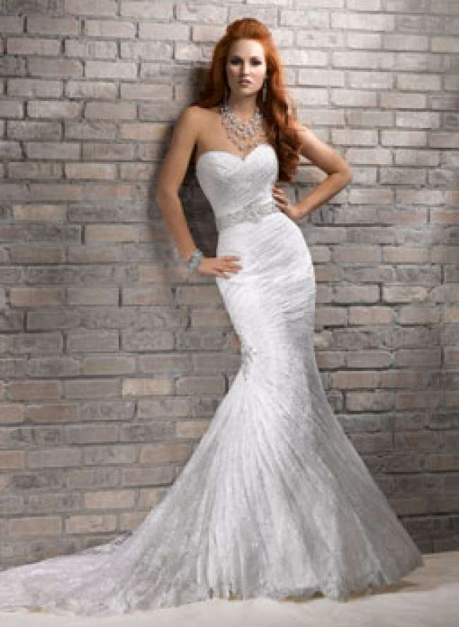 Arabella bridal gown by Maggie Sottero