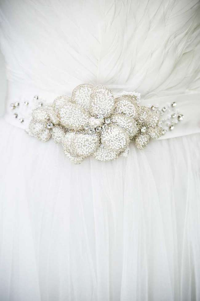 Crystal, Beaded Belt