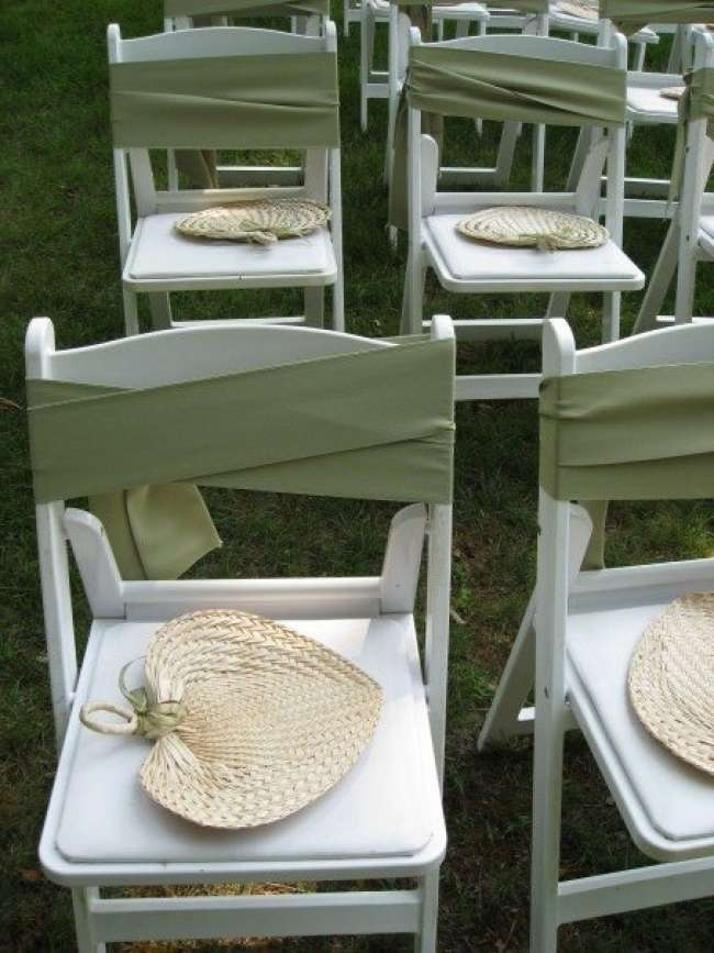 Outdoor Ceremony Chairs