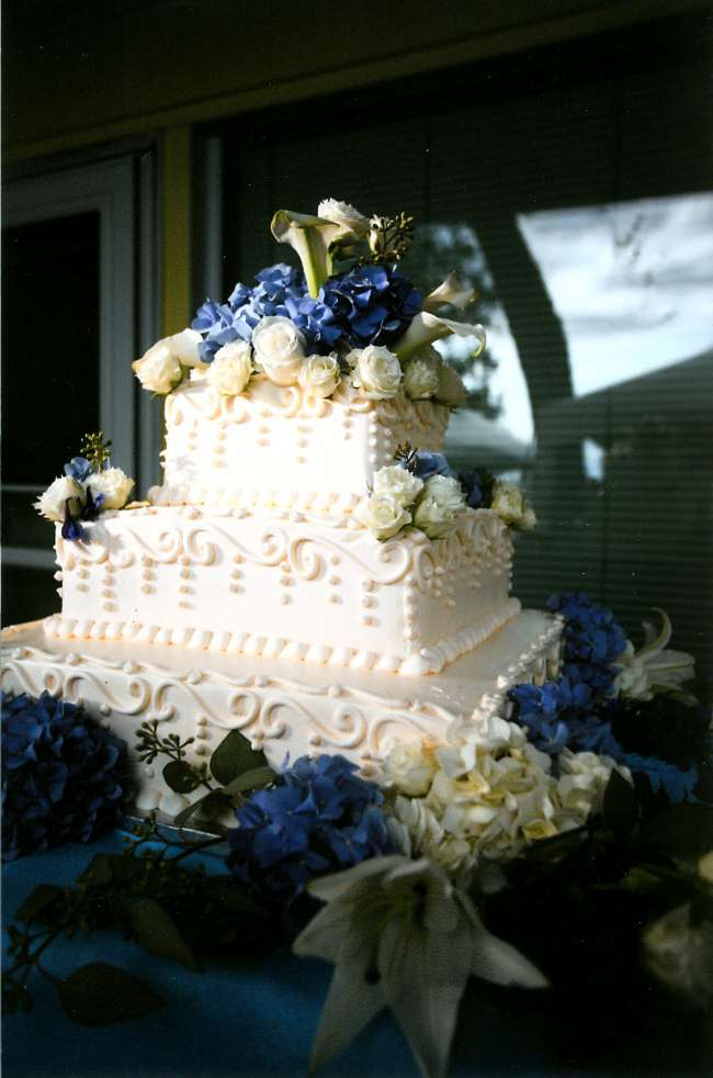 3-Tiered Buttercream Cake