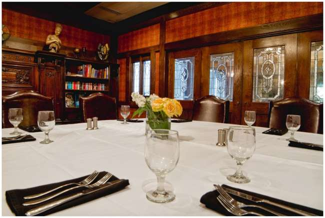 Private Dinning at Wyndham Indianapolis West