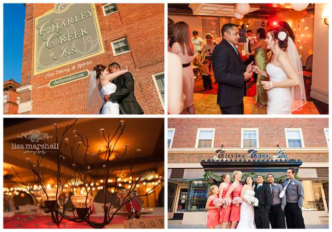 Weddings at Charley Creek Inn
