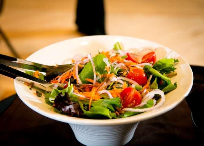 Boulevard Inn Salad