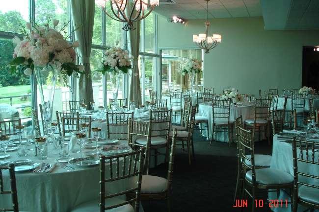 Elcona Country Club Ballroom