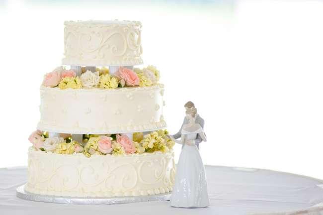 A Flowery Cake