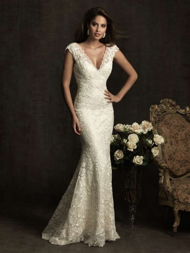 Allure Lace Gown