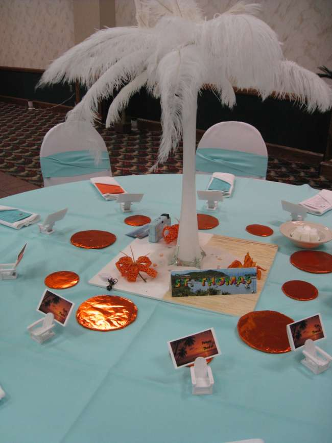 Island-Inspired Tablescape