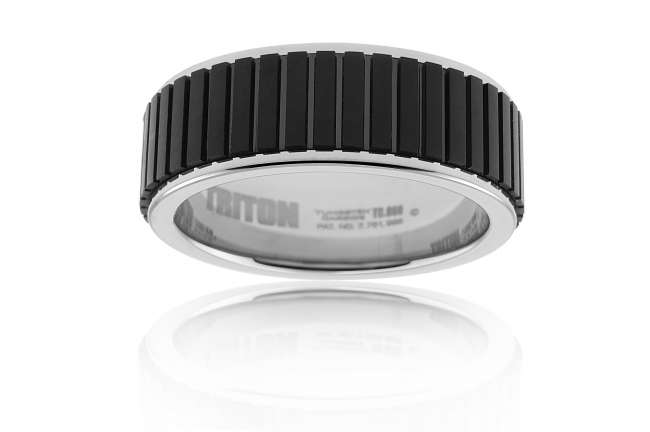 Triton Wedding Band