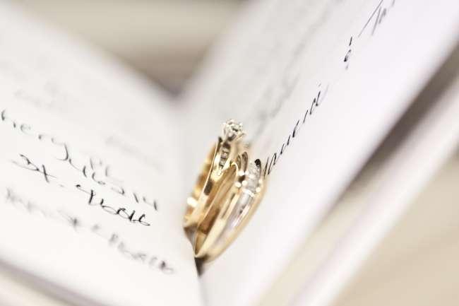 Bride & Groom's Rings