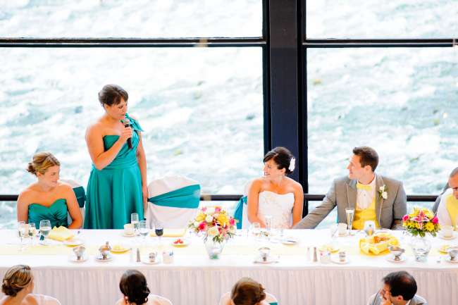 The Maid of Honor Speech