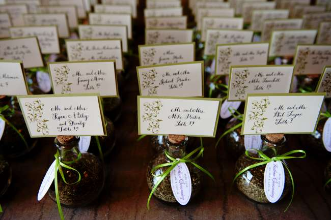 Placecard Decor