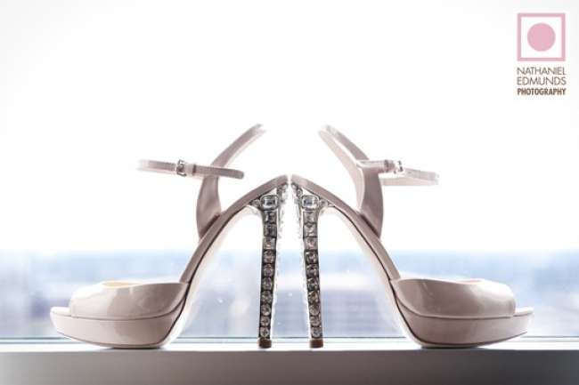 Sophisticated high heels