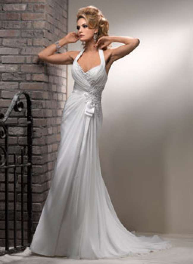 Bridget bridal gown by Maggie Sottero