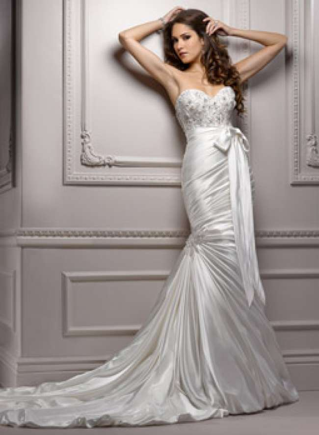 Mia wedding gown by Maggie Sottero