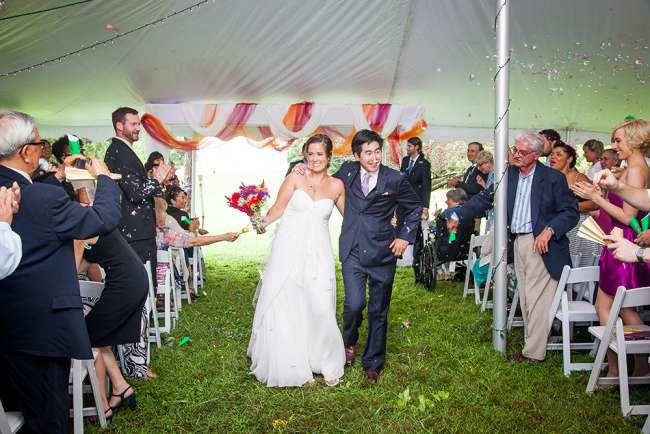 Ceremony, Emily & Jason